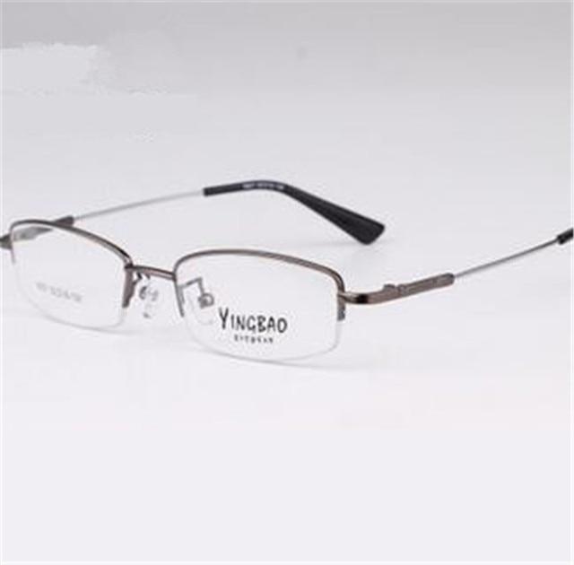 Fashion brand designer eyeglasses frame men Eyeglass Frame Eyewear ...