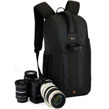 цена на Hot Sale Genuine Lowepro Flipside 300 Digital SLR Camera Photo Bag Backpack with All Weather Cover for Nikon for Canon