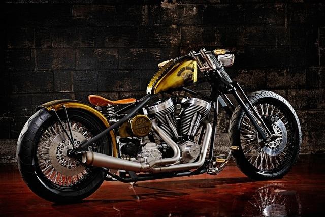 custom chopper motorbike tuning bike hot rod rods motorcycle ka277 room home wall modern art decor - Moto Tuning