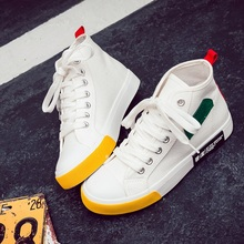 Shoes Women Autumn 2018 New Spring Canvas Women