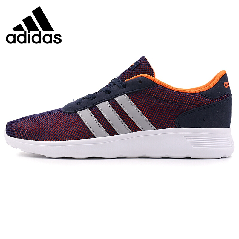 Original New Arrival  Adidas NEO Label LITE RACER Men's Skateboarding Shoes Sneakers