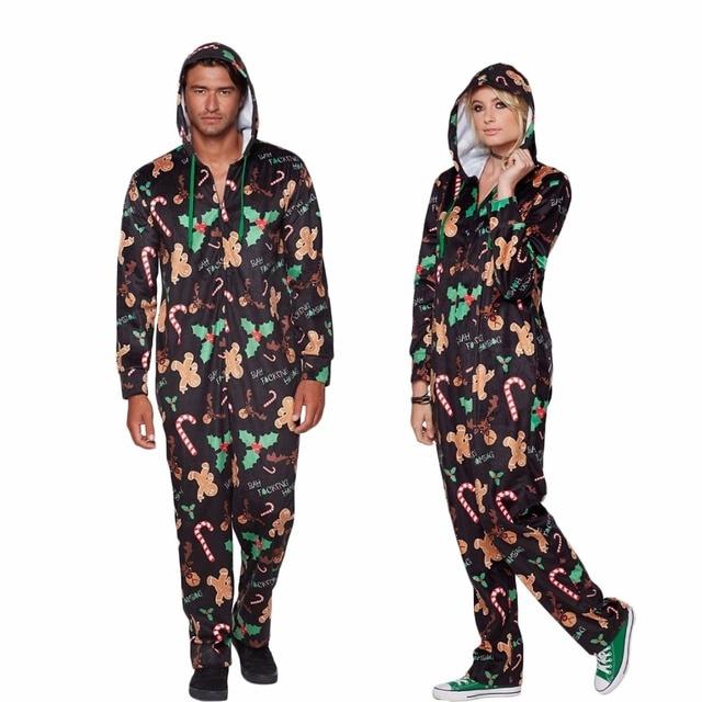 f7f62aafac2d Adult Baby ABDL DDLG Clothes Mens Womenns unisex onesie pajamas Christmas  Bodysuit