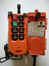 380 فولت تليكسرانس F21 E1B لاسلكي صناعي للتحكم عن بعد لرافعة