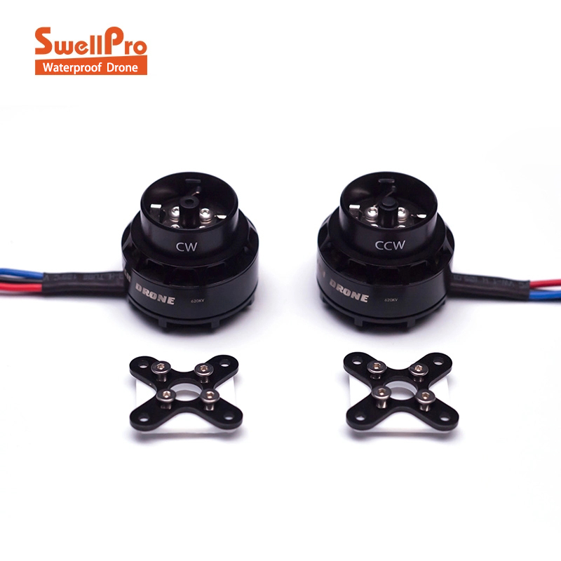 SwellPro Waterproof Drone 3510 Brushless Motor Four-axis 620KV Motor CW&CCW fq777 fq11 cw motor