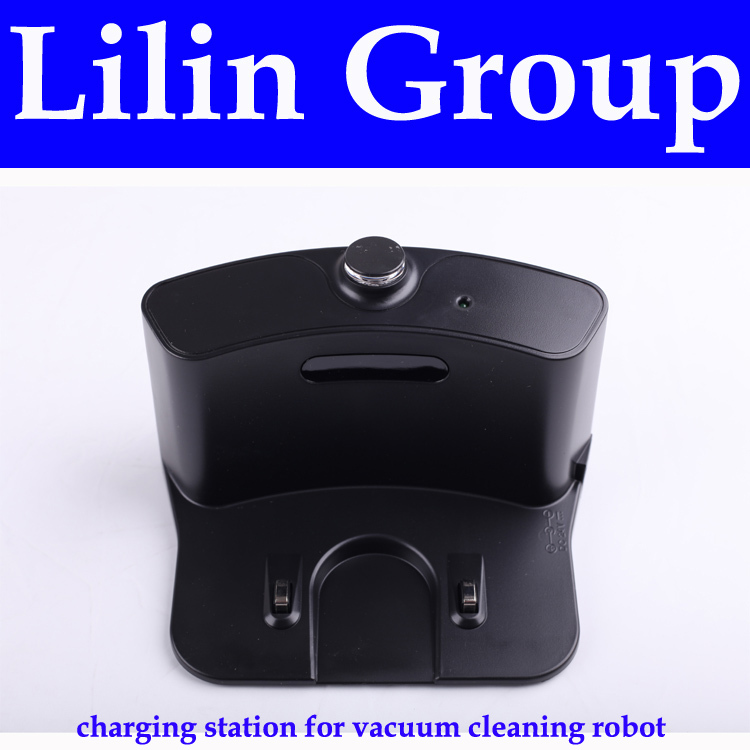 (For X500) Charging Station for Vacuum Cleaning Robot, 1pc/pack, Household Machine Parts for x500 b2000 b3000 b2005 b2005 plus virtual blocker for vacuum cleaning robot 1pc pack