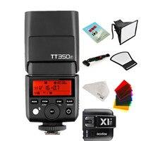 TT350F עבור Fujifilm מיני Godox Speedlite המצלמה פלאש/X1T F TTL GN36 במהירות גבוהה HSS 1/8000 S מערכת לפוג 'י אלחוטי X 2.4 גרם|פלאשים|מוצרי אלקטרוניקה לצרכנים -