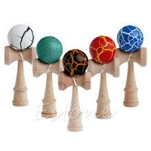 Новые высококачественные безопасные игрушечные бамбуковая кендама Лучшие Деревянные игрушки детские игрушки