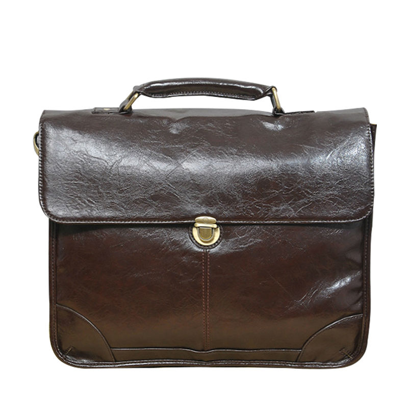 Laptop, Hasp, High, Briefcase, Leather, Quality