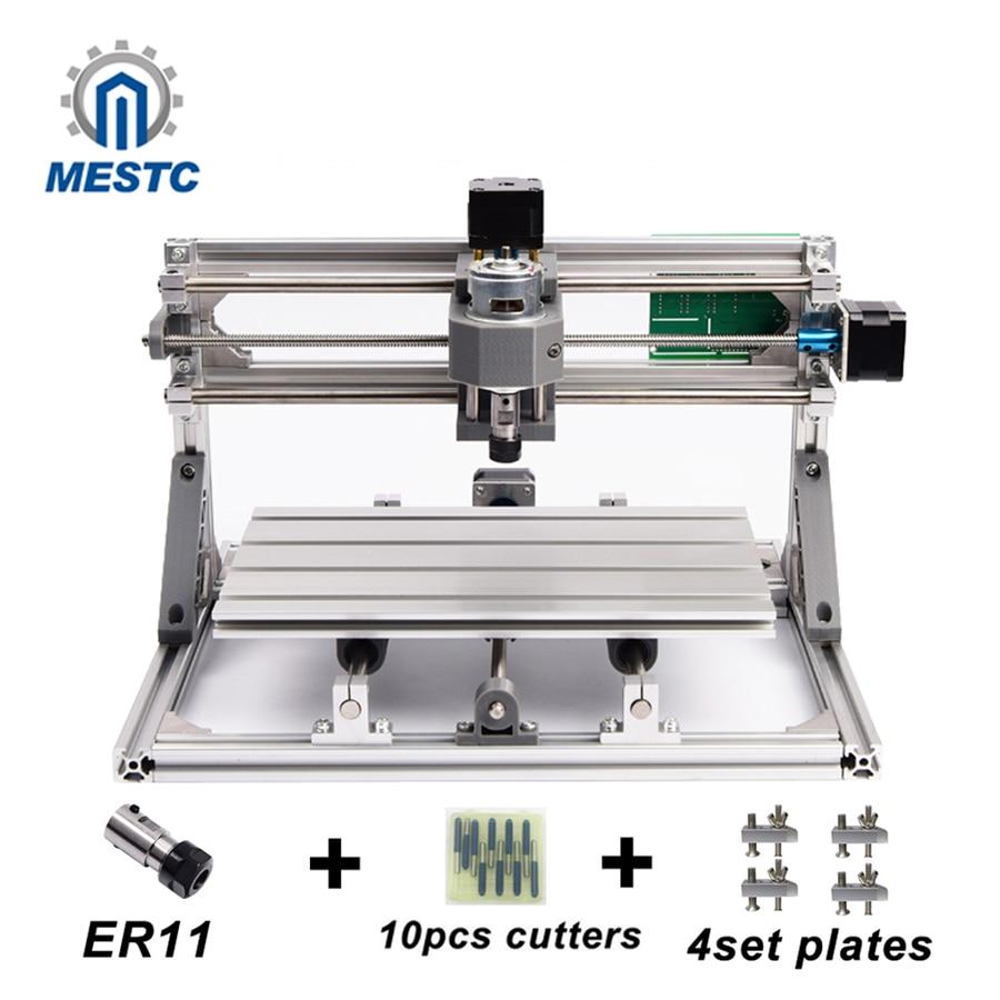 CNC3018 with ER11,diy cnc engraving machine,Pcb Milling Machine,Wood Carving machine,cnc router,cnc 3018,GRBL,best Advanced toys цена
