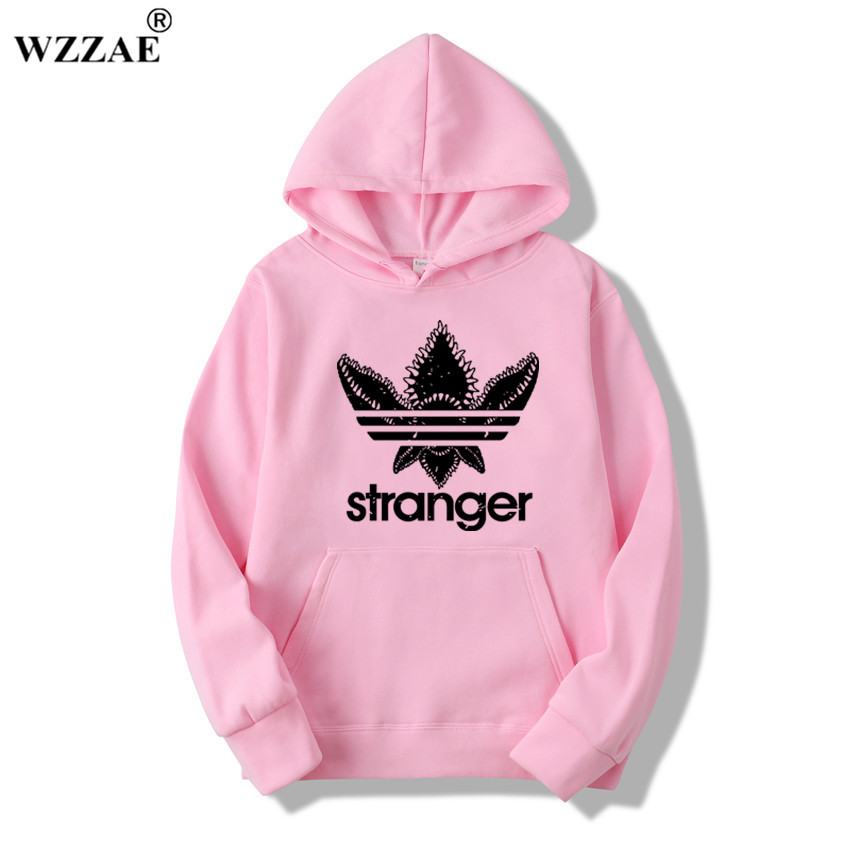 18 Brand New Fashion Stranger Things Cap Clothing Hooded Sweatshirt hoodies Men/Women Hip Hop Hoodies Plus Size Streetwear 10