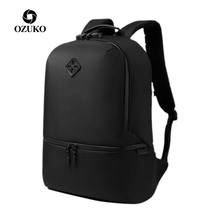 Casual Anti theft Backpack Men Waterproof Backpacks for Teenager USB Charging 15.6 Inch Laptop Backpack Male Travel Bag Mochila