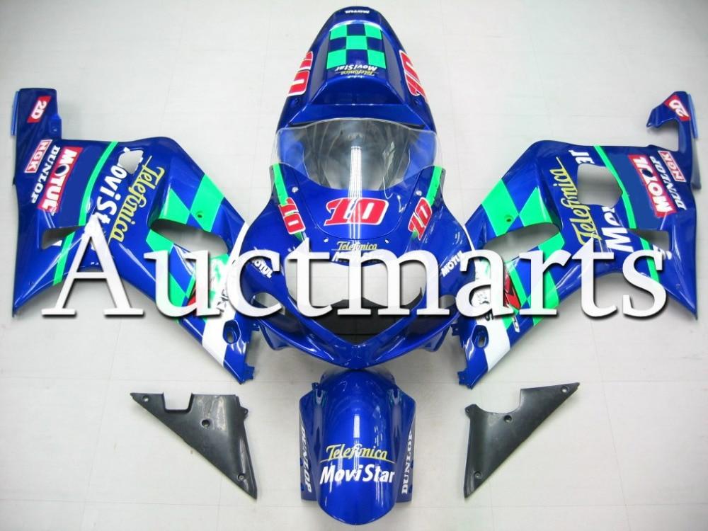 Fit for Suzuki GSX-R 750 2001 2002 2003 ABS Plastic motorcycle Fairing Kit Bodywork GSXR750 01 02 03 GSXR 750 GSX R750 CB31 quicken® 2001 for macs for dummies®