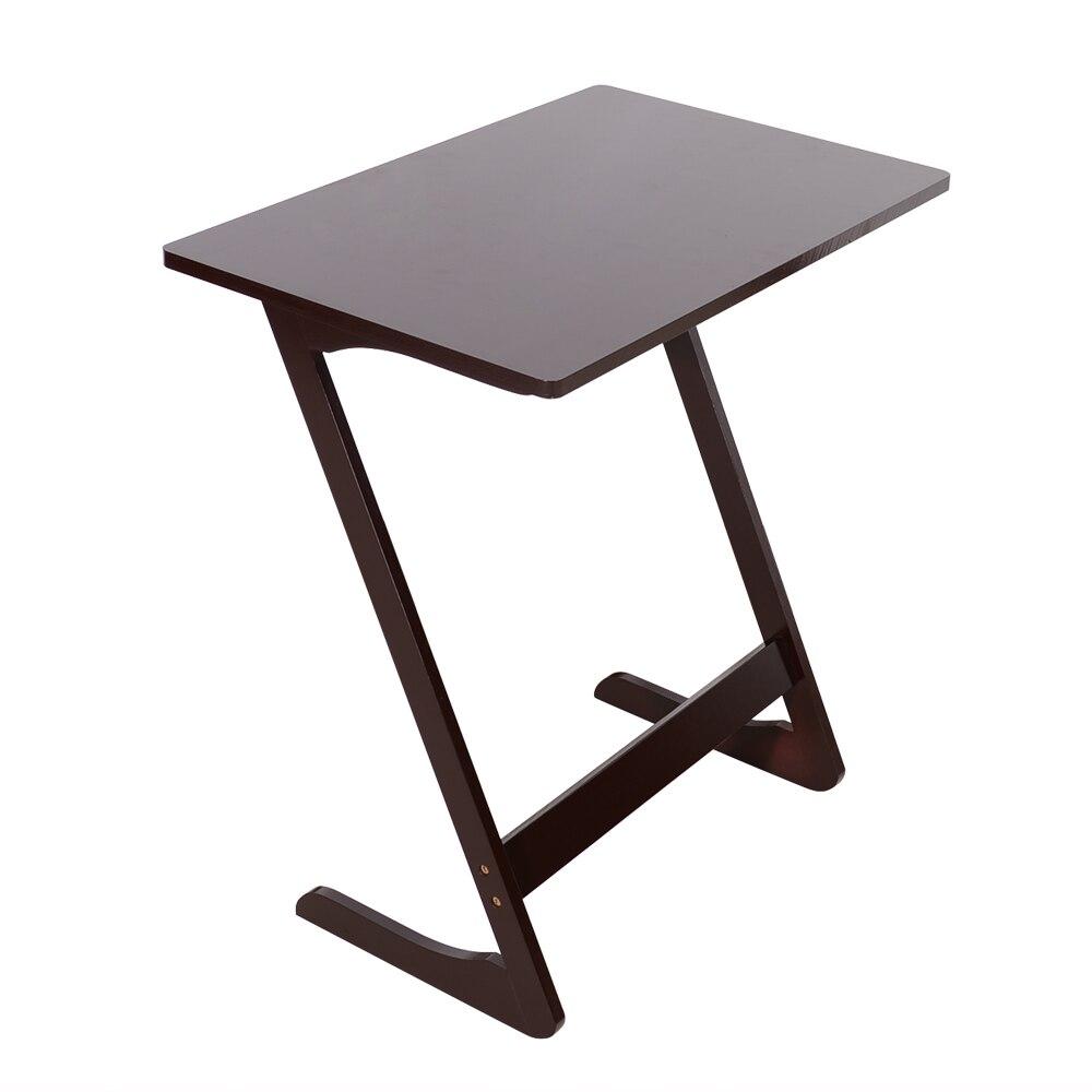Z-shaped Sofa Side Coffee Table Basse Low Side Tables 60*40*65cm SKU47273542