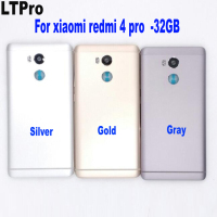 LTPro NEW For Xiaomi Redmi 4 Pro Redmi 4 Prime Battery Door Cover Housing Back Cover