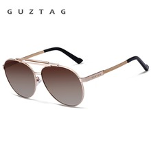 Aluminum HD Polarized UV400 Mirror Sunglasses