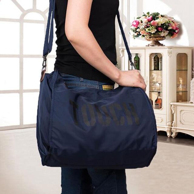 Sac de Sport femmes formation Gym Fitness voyage sacs Durable étanche en Nylon Sports de plein air sac à main épaule fourre-tout pour femme XA74WA