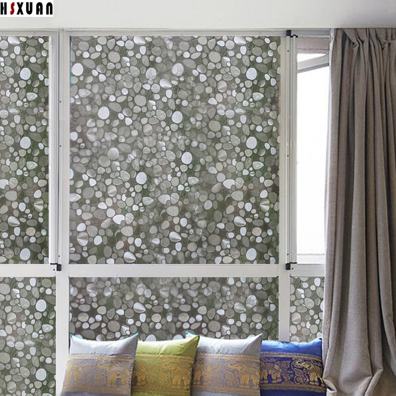 Elegant Colourful 2d Printed Static Cling Window Film Stained Gl Paper Decorative Frosted Vinyl Whole Price