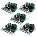 5pcs/lot  W1209 DC 12V heat cool temp thermostat temperature control switch for Arduino