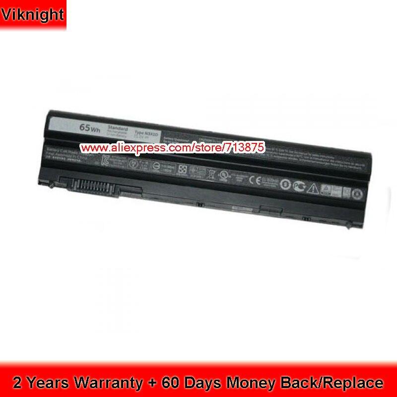 65Wh N3X1D Genuine Laptop Battery for Dell Latitude E5430 E5530 E6420 E6440 E6520 Precision M2800 for dell e5430 082jh0 82jh0 fan bata0613r5h dc28000afvl mf60120v1 c430 g9a ksb0505ha