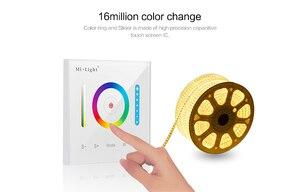 Image 5 - Milight P3 Panel Controller RGB RGBW RGB+CCT LED Touch Switch Panel Controller Led Dimmer for Led Strip, Panel Light DC12v 24v