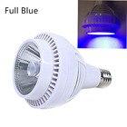 Pure Blue 460nm Grow Lights 90W LED COB Plant Grow Light Hydroponic Indoor Plants Veg Growth Lamp