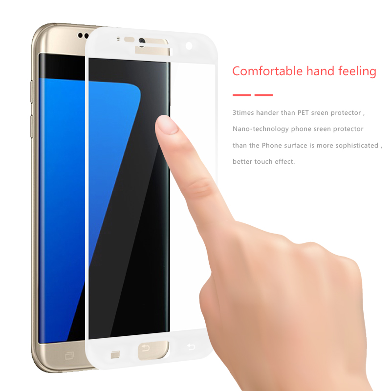 Premium 9H Full Covered Anti-Scratch Tempered Glass Screen Protector - Mobile Phone Accessories and Parts - Photo 6