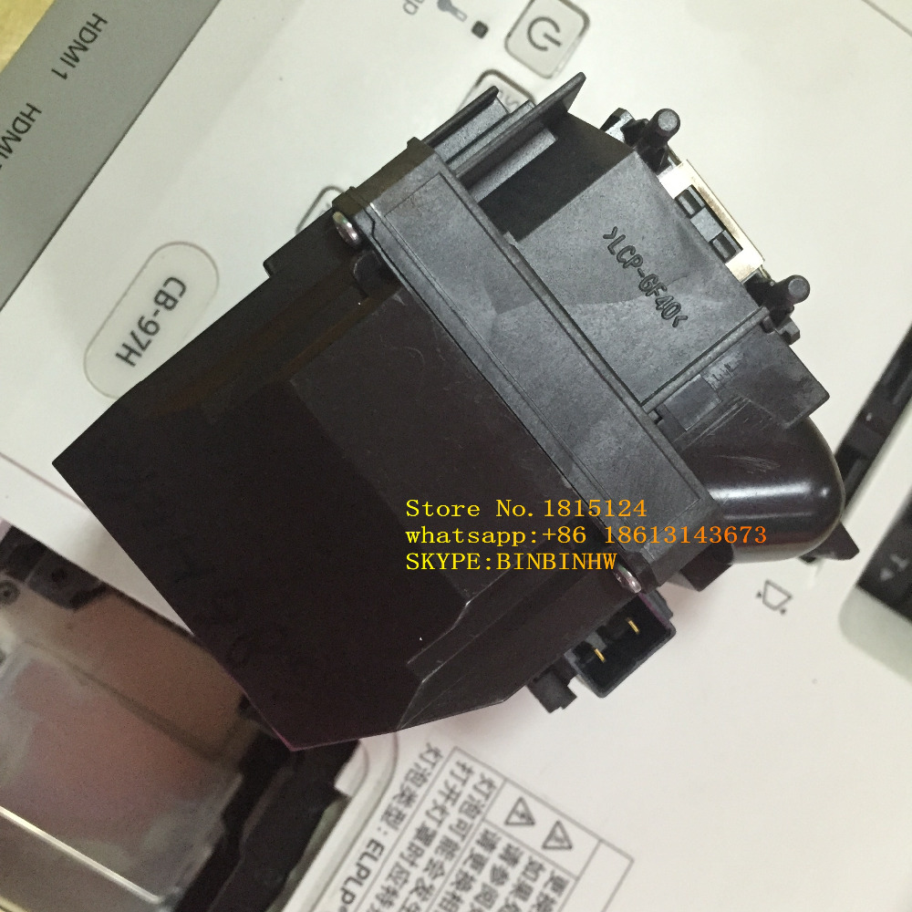 Replacement Original Lamp for Epson EB-S04,EB-S31,EB-U04,EB-W31,EH-TW5350,PowerLite HC 1040,PowerLite HC 2040,PowerLite HC 2045  цены