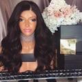 7A 150% Density Full Lace Human Hair Wigs Brazilian Virgin Hair Body Wave Lace Front Human Hair Wigs For Black Women