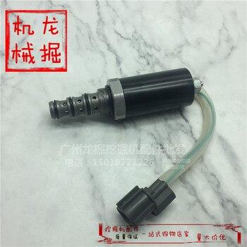 Excavator Accessories Shengang SK200-2/Xugong 220/230/240 Pilot Pump Hydraulic Pump Proportional Solenoid Valve