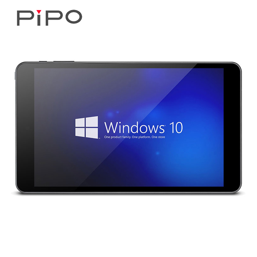 Pipo Tablet PC Z8350 Windows 10 8inch Wifi Intel 2GB-RAM Quad-Core Dual-Cameras 1920--1200