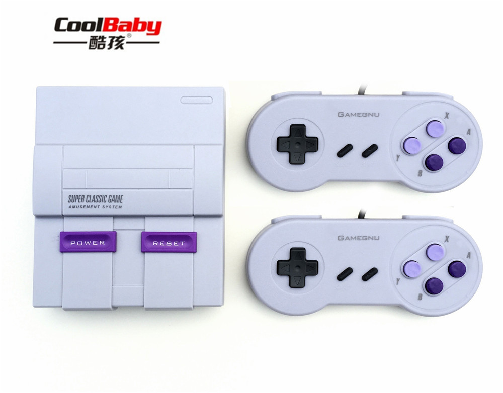 US 10pcs/lot AV output 660/400gameS Retro Classic Handheld Game Player  Console Mini Family TV Video game  Dual Gamepad