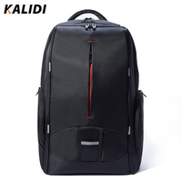 KALIDI 17 Inch Waterproof Men Backpack USB Charging Women College Students Bag Notebook Laptop Backpack School