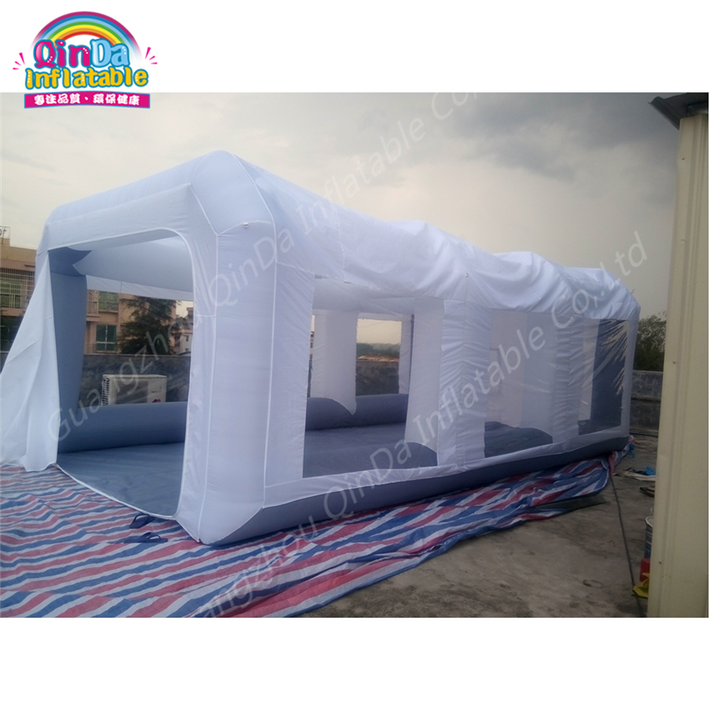 7m 4m 2 5m Outdoor Inflatable Spray Booth Car Spray Paint