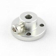 4 мм алюминиевые монтажные универсальные втулки, подходящие для 48 мм всенаправленных колес