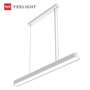 Image 1 - Yeelight LED الثريا علقت الإضاءة RGB ضوء المنزل الذكي APP التحكم غرفة الطعام الذكية بهو قلادة ضوء