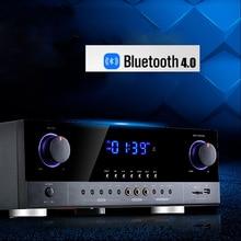 Kaolanhon 800W 220V 2.0 high power home audio amplifier Bluetooth amplifier professional stage KTV audio amplifier G5 AK390