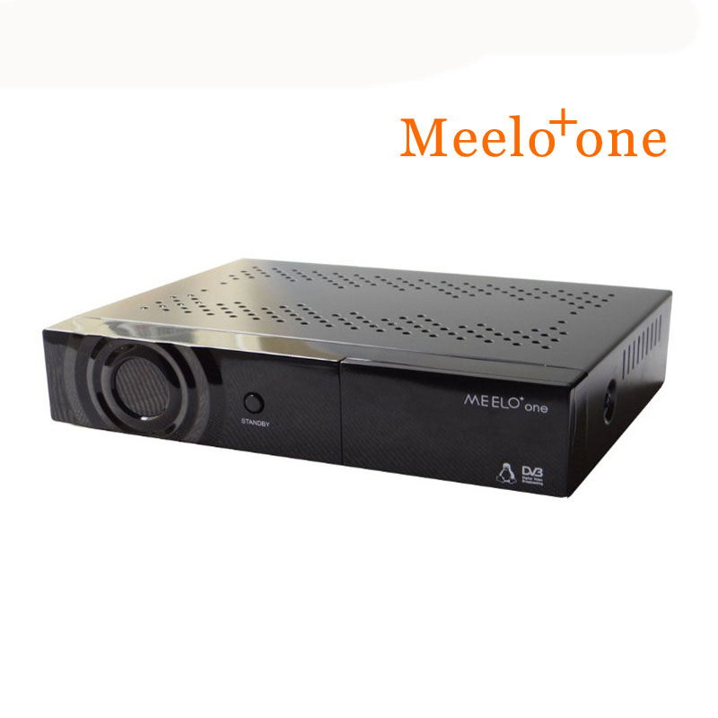 MEELO One Satellite Receiver DVB-S2 Tuner Linux Operating System 750 DMIPS Processor 256MB NAND Flash 512MB DDR Free Shipping conklin o s 2 – a business perspective pr only o s operating system