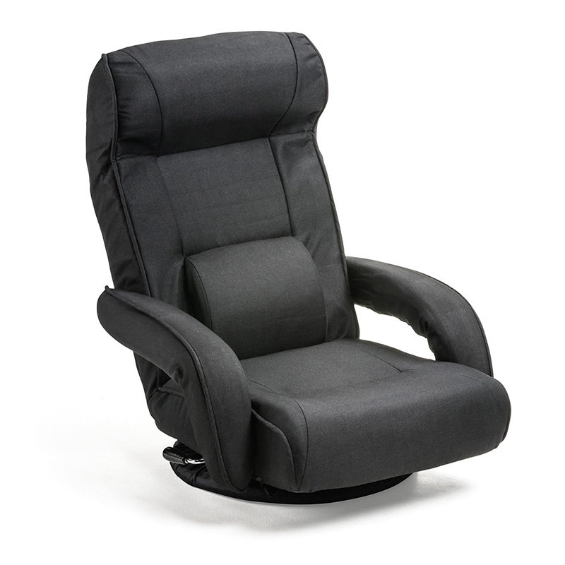 Floor Gaming Chair Adjustable Any Position Reclining Back Swivel Chair Folding Sofa Lounger for Seminars Reading Tv Watching Floor Gaming Chair Adjustable Any Position Reclining Back Swivel Chair Folding Sofa Lounger for Seminars Reading Tv Watching