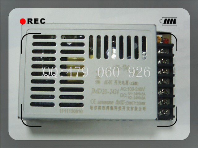 [ZOB] 20W JMD20 2424 24V0.5A 24V0.5A switching power supply two isolated 3PCS/LOT