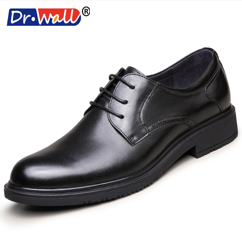 Fashion Men Shoes Genuine Leather Men Dress Shoes Brand Luxury Men's Business Casual Classic Gentleman Shoes Man Point Toe Shoes 2016 new high quality genuine leather men business casual shoes men woven breathable hole gentleman shoes brand taima 40 45