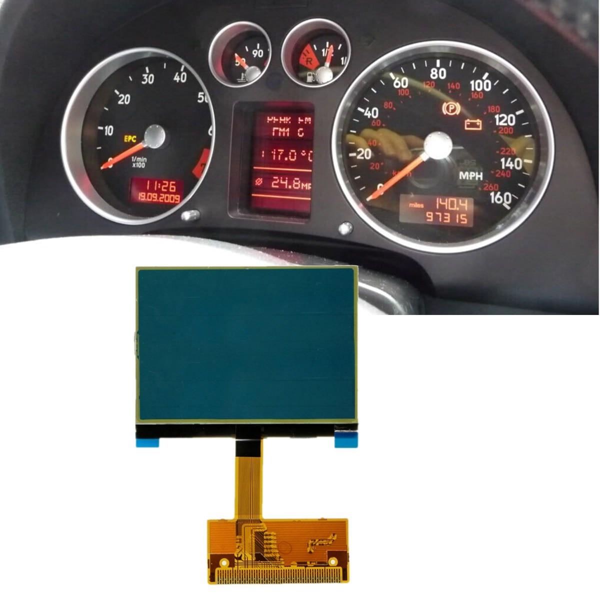 Auto-styling LCD Display Bildschirm Pixel Reparatur Cluster Für Audi TT 8N Serie Für Jaeger 1999-2005 Auto-schlag-armaturenbrett-kamera-nocken Reparatur