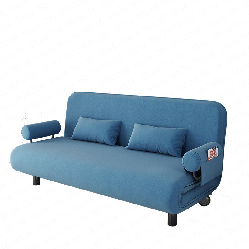 Sofa Bed Dual-use Living Room Multi-function Foldable Single ...