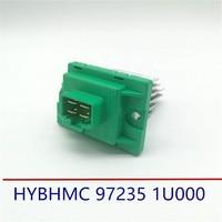 HVAC A/C Air Heat Blower Motor Resistor for hyundai Santa Fe Sonata YF for KIA SORENTO 972351U000 97235 1U000