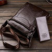 New Arrival Men S Shoulder Bag Crossbody Bags For Men Messenger Bag Briefcase Composite Casual Retro