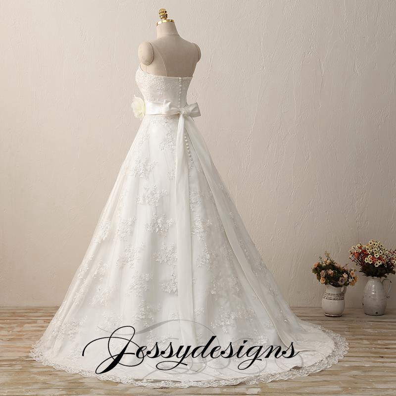 Съемный цветок для платья