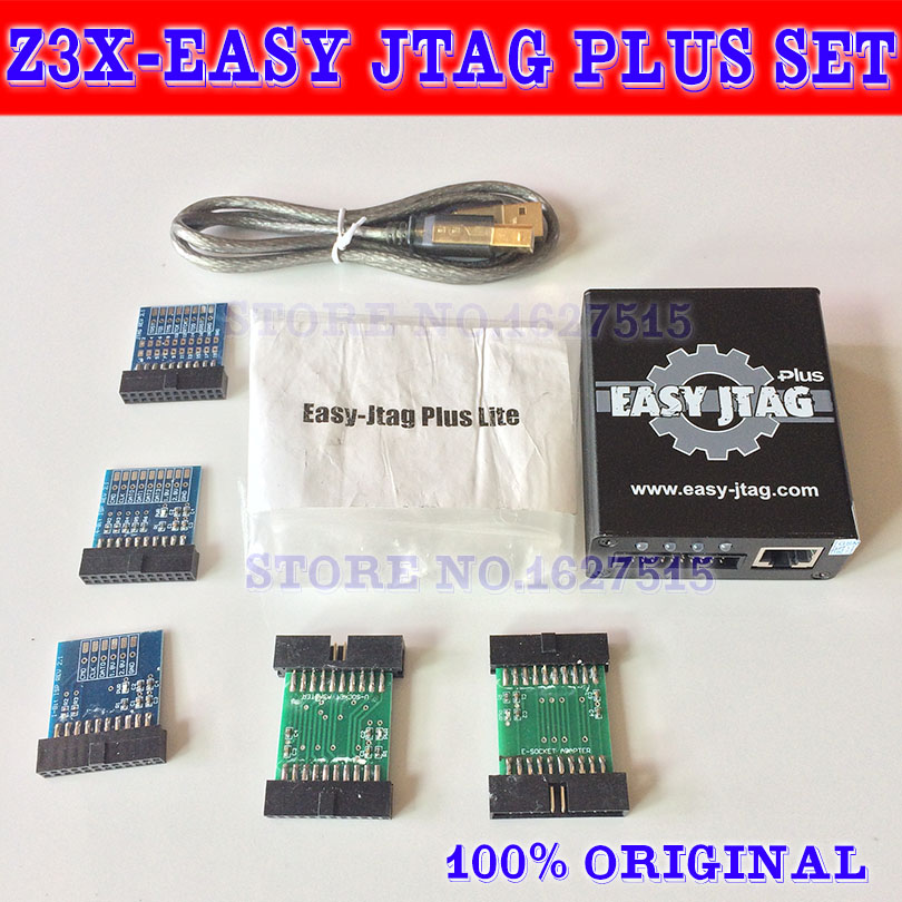 Z3X PRO SET Easy Jtag Plus Box Easy-Jtag Plus Box For HTC/ Huawei/LG/ Motorola /Samsung /SONY/ZTE