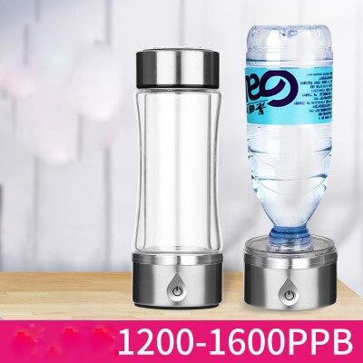 420 ml SPE/PEM богатый водородный водонагреватель двойной Применение воды производитель ионизаторов антиоксидантный щелочной здоровый Смарт бу...