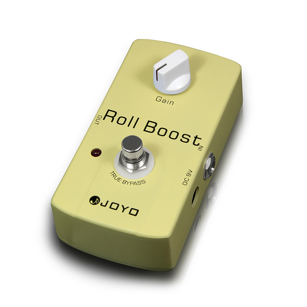 Electric Roll Guitar Effect Pedal Boost Clean Booster Increase Roll Boost Overdrive Roll Boost Overdrive Design mooer flex boost guitar pedal with wide gain range boost enough working along as a best overdrive