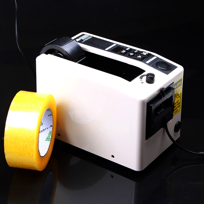 Automatic packing dispenser M-1000 Tape adhesive cutting cutter machine 220V Office high precision m 1000s automatic packing tape dispenser tape adhesive cutting cutter machine 110v 220v width7 50mm length5 999mm