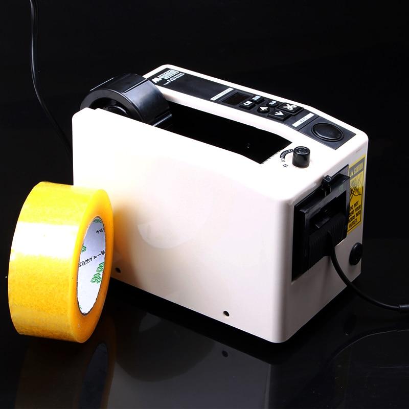 Automatic packing dispenser M-1000 Tape adhesive cutting cutter machine 220V Office tape cutter sealing device tape machine packing machinetape dispenser dispensador de cinta distributeur de ruban office supply